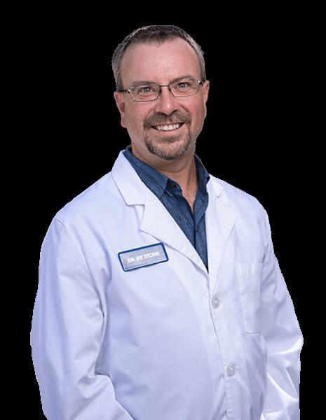 Dr. Jay Stone Headshot.